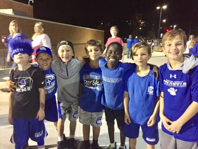 Future Colonels Are Boys In Grades 1 8 Who Are Interested In Special Events And Information About Covington Catholic