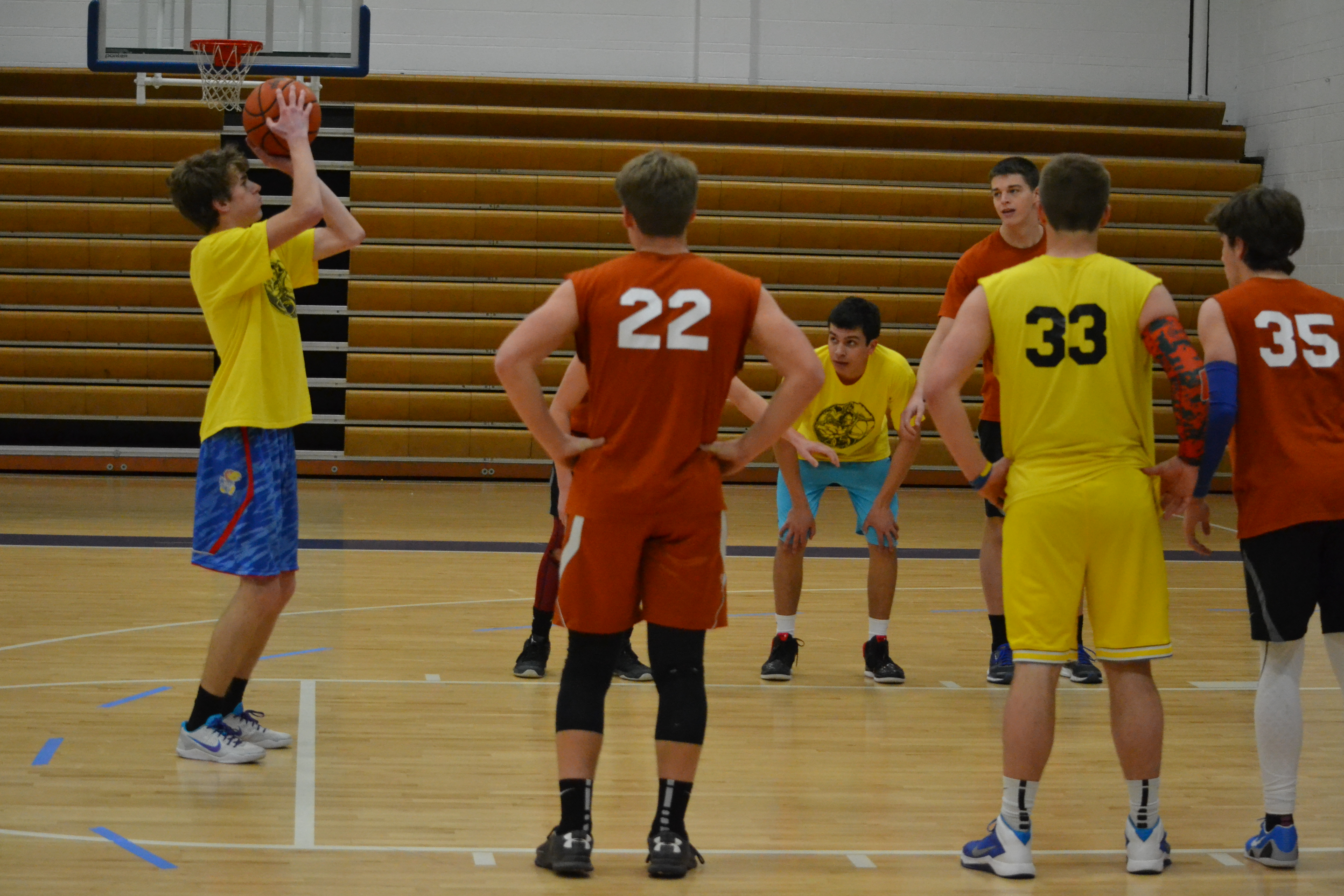 Intramural Sports Leagues